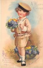 hol032147 - Artist Ellen Clapsaddle Easter Post Card