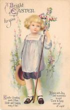 hol032149 - Artist Ellen Clapsaddle Easter Post Card