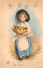 hol032150 - Artist Ellen Clapsaddle Easter Post Card