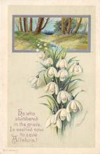 hol032155 - Artist Ellen Clapsaddle Easter Post Card