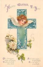 hol032156 - Artist Ellen Clapsaddle Easter Post Card