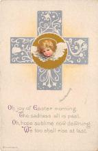 hol032160 - Artist Ellen Clapsaddle Easter Post Card