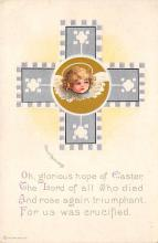 hol032161 - Artist Ellen Clapsaddle Easter Post Card