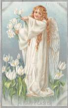 hol032164 - Artist Ellen Clapsaddle Easter Post Card