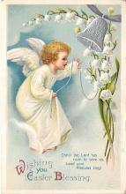 hol032166 - Artist Ellen Clapsaddle Easter Post Card