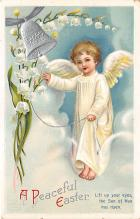 hol032167 - Artist Ellen Clapsaddle Easter Post Card