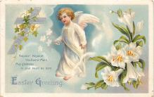 hol032168 - Artist Ellen Clapsaddle Easter Post Card
