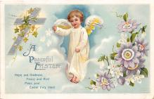 hol032169 - Artist Ellen Clapsaddle Easter Post Card