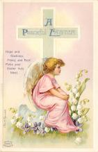 hol032170 - Artist Ellen Clapsaddle Easter Post Card