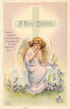 hol032172 - Artist Ellen Clapsaddle Easter Post Card