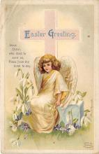 hol032173 - Artist Ellen Clapsaddle Easter Post Card