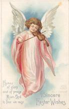 hol032174 - Artist Ellen Clapsaddle Easter Post Card
