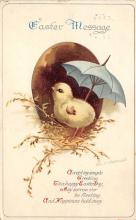 hol032180 - Artist Ellen Clapsaddle Easter Post Card