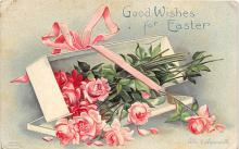 hol032184 - Artist Ellen Clapsaddle Easter Post Card