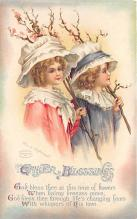 hol032187 - Artist Ellen Clapsaddle Easter Post Card
