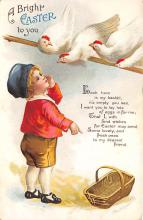 hol032189 - Artist Ellen Clapsaddle Easter Post Card