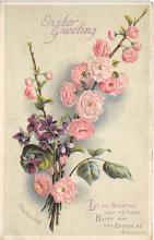 hol032190 - Artist Ellen Clapsaddle Easter Post Card