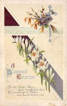 hol032192 - Artist Ellen Clapsaddle Easter Post Card