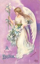 hol032197 - Artist Ellen Clapsaddle Easter Post Card