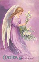hol032198 - Artist Ellen Clapsaddle Easter Post Card