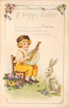 hol032199 - Artist Ellen Clapsaddle Easter Post Card
