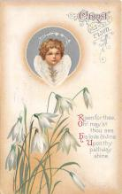 hol032216 - Artist Ellen Clapsaddle Easter Post Card