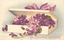 hol032226 - Artist Ellen Clapsaddle Easter Post Card