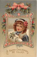 hol032236 - Artist Ellen Clapsaddle Easter Post Card