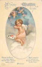 hol032285 - Artist Ellen Clapsaddle Easter Post Card