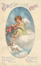 hol032286 - Artist Ellen Clapsaddle Easter Post Card