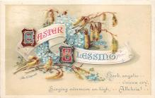 hol032287 - Artist Ellen Clapsaddle Easter Post Card