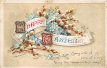 hol032288 - Artist Ellen Clapsaddle Easter Post Card