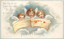hol032290 - Artist Ellen Clapsaddle Easter Post Card