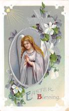hol032297 - Artist Ellen Clapsaddle Easter Post Card