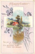 hol032298 - Artist Ellen Clapsaddle Easter Post Card