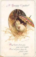 hol032300 - Artist Ellen Clapsaddle Easter Post Card