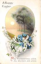 hol032301 - Artist Ellen Clapsaddle Easter Post Card