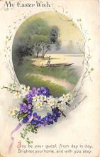hol032303 - Artist Ellen Clapsaddle Easter Post Card