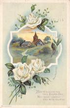 hol032304 - Artist Ellen Clapsaddle Easter Post Card