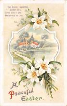 hol032305 - Artist Ellen Clapsaddle Easter Post Card