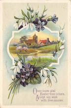 hol032306 - Artist Ellen Clapsaddle Easter Post Card