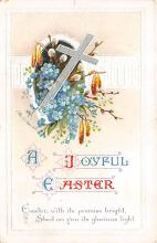 hol032307 - Artist Ellen Clapsaddle Easter Post Card