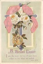 hol032309 - Artist Ellen Clapsaddle Easter Post Card