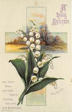 hol032311 - Artist Ellen Clapsaddle Easter Post Card