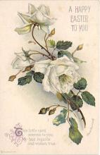 hol032312 - Artist Ellen Clapsaddle Easter Post Card