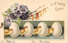 hol032314 - Artist Ellen Clapsaddle Easter Post Card