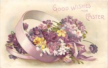 hol032315 - Artist Ellen Clapsaddle Easter Post Card