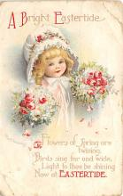 hol032321 - Artist Ellen Clapsaddle Easter Post Card