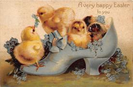 hol032326 - Artist Ellen Clapsaddle Easter Post Card