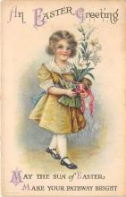 hol032330 - Artist Ellen Clapsaddle Easter Post Card